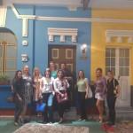 Visita a Fabrica de Tapetes e Carpetes São Carlos