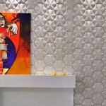 Revestimento Rerthy Estela medida 20,5 x 18 cm