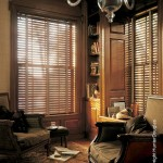 Persiana de Madeira Country Woods Hunter Douglas Luxaflex