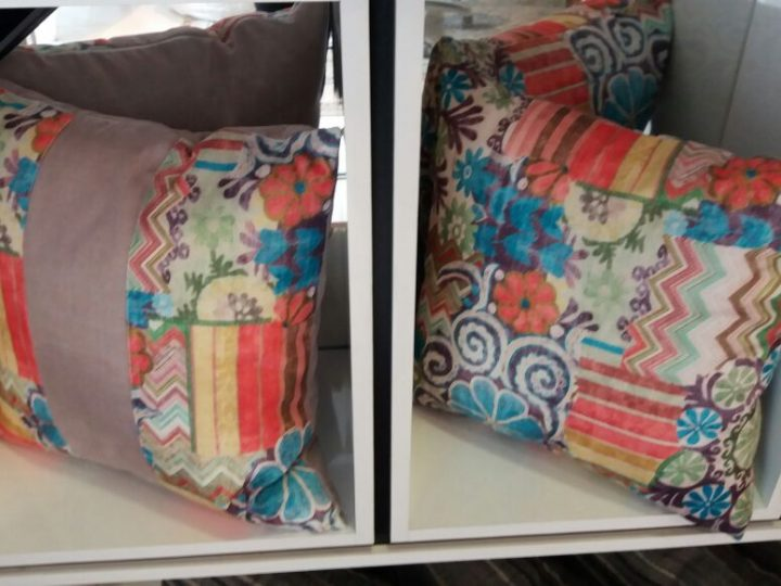 Nova coleção de almofadas decorativas